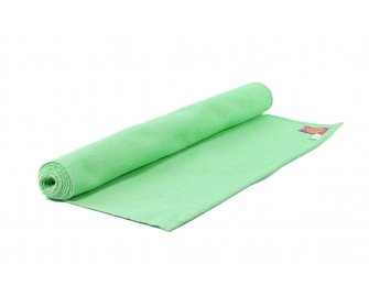 Organic Yoga Rug Grass Green