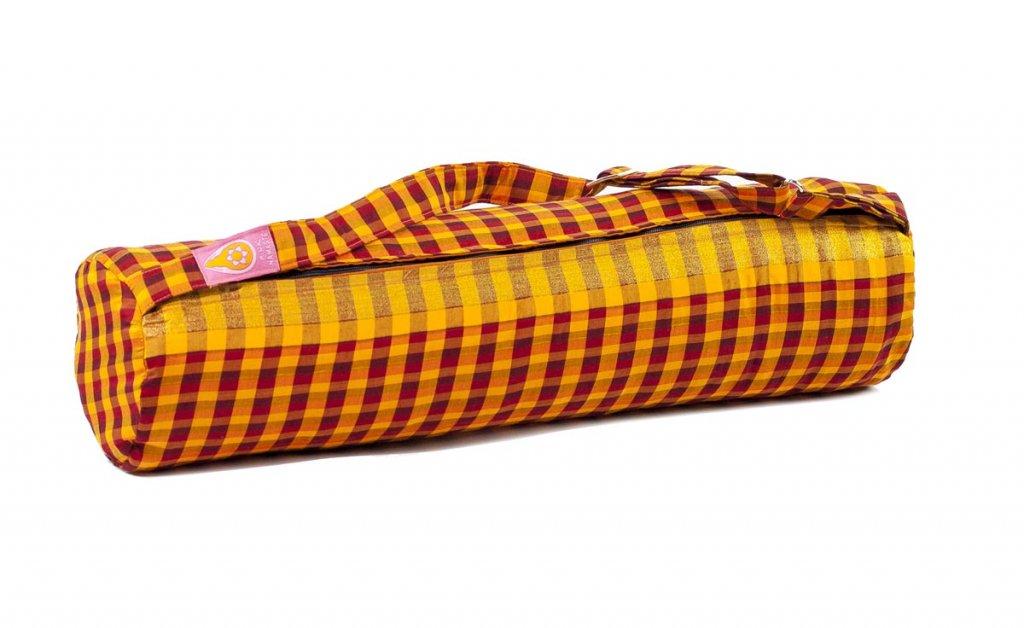 Chequered Joy Yoga Bag
