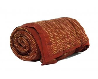 Red Earth Organic Blanket