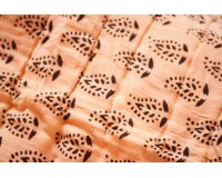 Paisley Organic Blanket