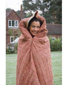 Zig Zag Organic Blanket