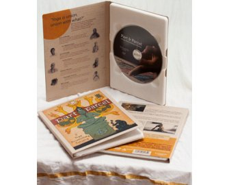 Part & Parcel a Yoga documentary Satsang DVD